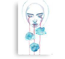 Weep Canvas Print