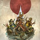 Sartar: Kingdom of Heroes by Jon Hodgson