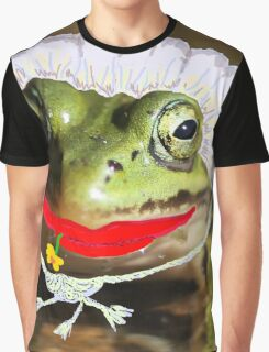 Mrs. Frog Graphic T-Shirt