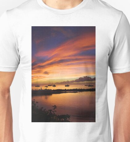 Sunset, Store Bay Unisex T-Shirt