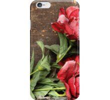 2.4.2016: Plastic Flowers iPhone Case/Skin