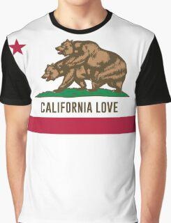 California Love Graphic T-Shirt