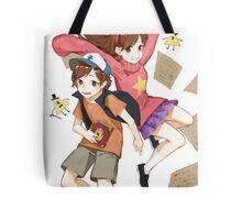 Dipper & Mabel Tote Bag
