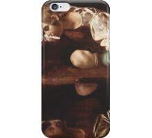 SCENE Caravaggio, Narcissus  iPhone Case/Skin