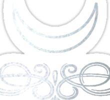 The Lunar Chronicles Moon Logo Sticker