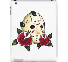Jason Voorhees iPad Case/Skin