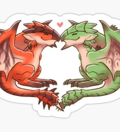 Valentine Raths Sticker