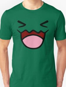 wobbuffet pokemon blue T-Shirt