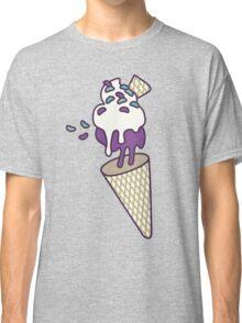 Blackberry Antigravity Ice Cream Classic T-Shirt