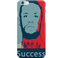 Conor McGregor- hope style poster iPhone Case/Skin