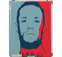 Conor McGregor- hope style poster iPad Case/Skin