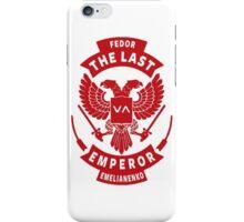 Fedor iPhone Case/Skin