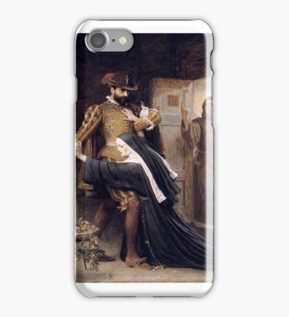 Sir John Everett Millais, Bt  Mercy, St Bartholomew's Day iPhone Case/Skin
