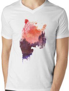 Love forever Mens V-Neck T-Shirt