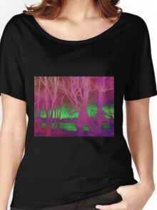 Tripping Through The Trees Women's Relaxed Fit T-Shirt