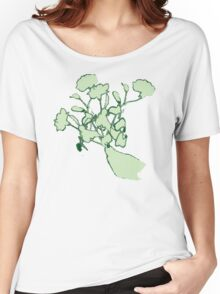 Flowers in Hand Women's Relaxed Fit T-Shirt