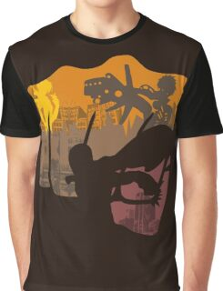 The Fists of Heroes Graphic T-Shirt