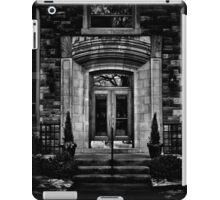 No 2 Glen Elm Avenue Toronto Canada iPad Case/Skin