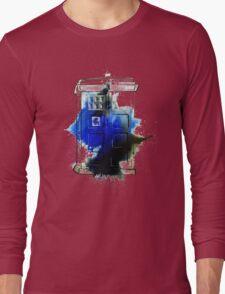 WIbbly wobbly timey wimey Long Sleeve T-Shirt