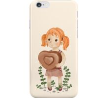 Sweet day iPhone Case/Skin