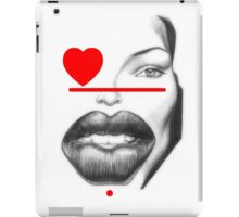 BRANDI HEARTH iPad Case/Skin