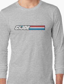 GIJOE G.I.JOE LOGO Long Sleeve T-Shirt