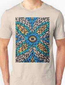 Psychedelic Street Art, Tel Aviv Unisex T-Shirt