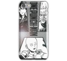 Hero Association iPhone Case/Skin