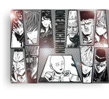 Hero Association Canvas Print