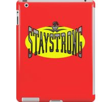 STAYSTRONG-FIST iPad Case/Skin