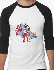 Jack Rabbit Slim's Men's Baseball ¾ T-Shirt