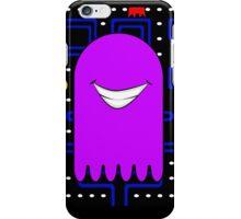 Retro Pac Man Monster Gamin Smile iPhone Case/Skin
