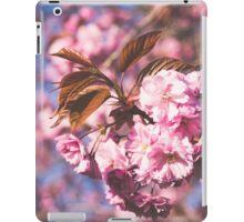 Pink Spring iPad Case/Skin