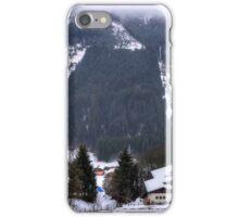 Saalbach, Austria iPhone Case/Skin
