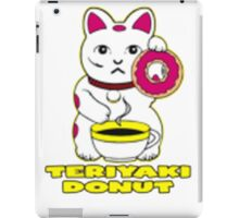 Teriyaki Donut iPad Case/Skin