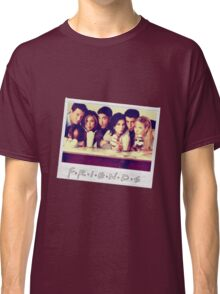 Friends --- Polaroid Group Photo Classic T-Shirt