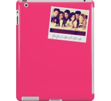Friends --- Polaroid Group Photo iPad Case/Skin