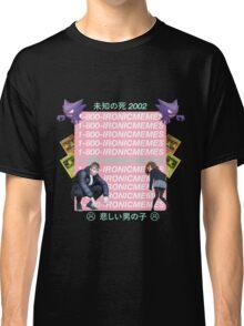 Yung Lean 1-800-IRONICMEMES Classic T-Shirt