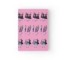 Retro Catwalk Hardcover Journal