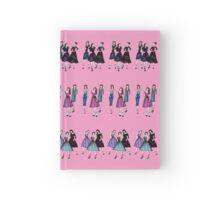 Retro Catwalk Hardcover Journal