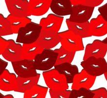 Rose Petal Lips Sticker