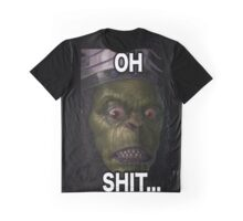OH ... SH*T !! Graphic T-Shirt