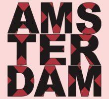 Amsterdam Kids Tee