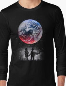 WATCH THE WORLD DIE Long Sleeve T-Shirt