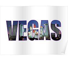 Vegas (Excalibur) Poster
