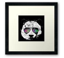PANDA LOVES MUSIC  Framed Print