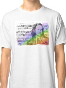 J.S. Bach Illuminated Classic T-Shirt