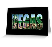 Vegas (MGM Grand) Greeting Card