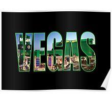 Vegas (MGM Grand) Poster