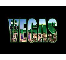 Vegas (MGM Grand) Photographic Print